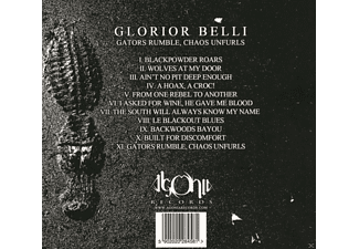 Glorior Belli - Gators Rumble, Chaos Unfurs  - (CD)