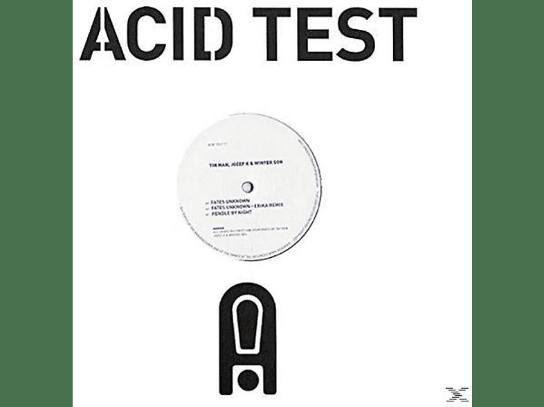 Tin Man, Jozef K & Winter Son - Acid Test 11 (Erika Remix) [Vinyl]