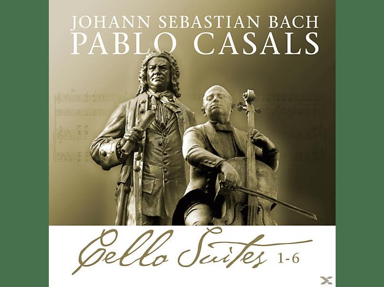 BACH, J.S. / CASALS, PABLO, Casals Pablo - Bach Cello Suites 1-6 [CD]