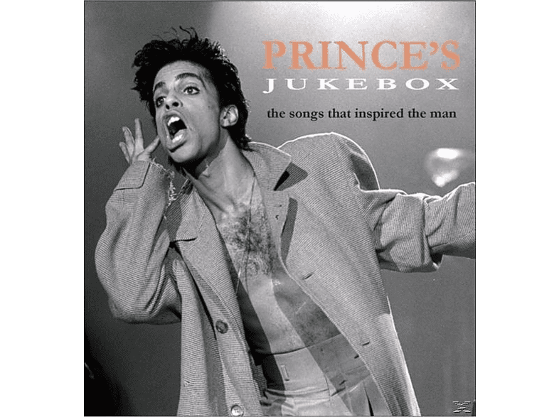VARIOUS - Prince's Jukebox [CD]