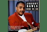 Johnny Rawls - Here We Go [CD]