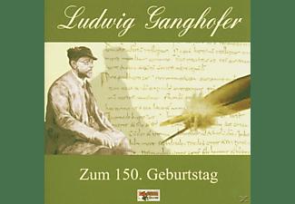 Ludwig Ganghofer - Zum 150.Geburtstag  - (CD)