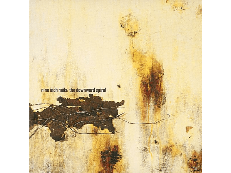 Nine Inch Nails - THE DOWNWARD SPIRAL [CD]