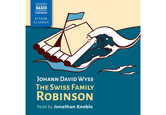 The Swiss Family Robinson - 4 CD - Literatur/Klassiker