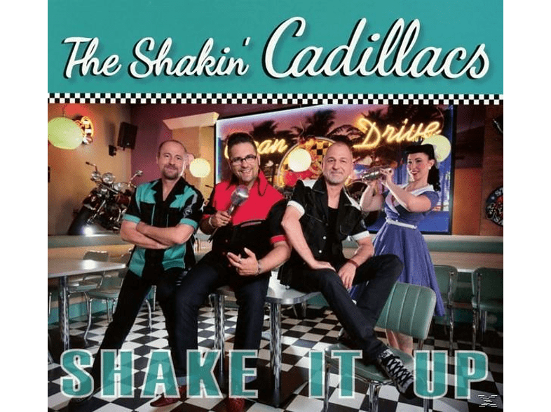 The Shakin Cadillacs - Shake It Up [CD]