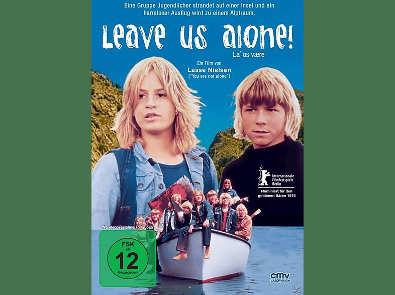 Lasst uns machen, Leave us Alone [DVD]