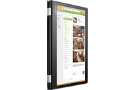 LENOVO Yoga 510, Convertible mit 14 Zoll Display, Core™ i7 Prozessor, 8 GB RAM, 256 GB SSD, HD-Grafik 620, Schwarz