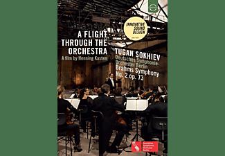 Deutsches Symphonie-orchester Berlin - Der Orchesterflug - Brahms 2. Sinfonie  - (DVD)