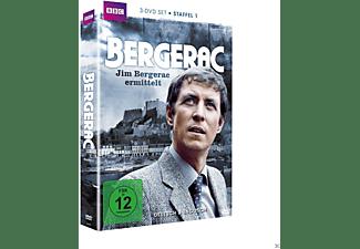 Bergerac: Jim Bergerac ermittelt - 1. Staffel DVD