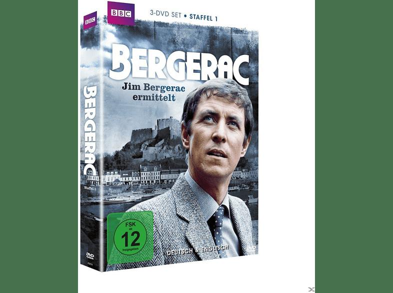 Bergerac: Jim Bergerac ermittelt - 1. Staffel [DVD]