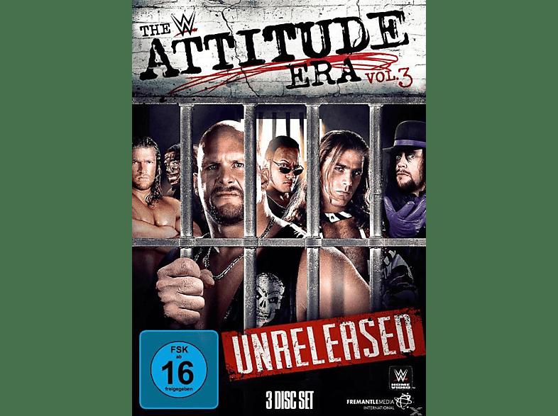 WWE: The Attitude Era - Volume 3 [DVD]