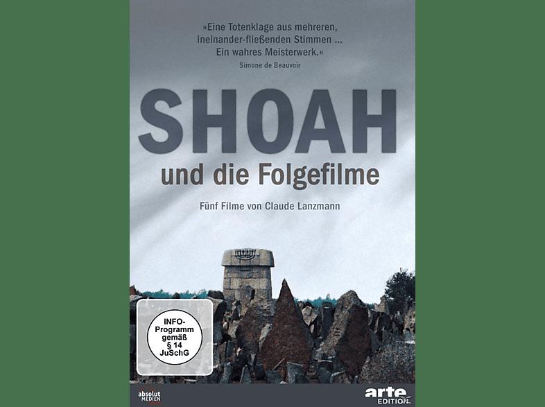 Shoah und die Folgefilme [DVD]