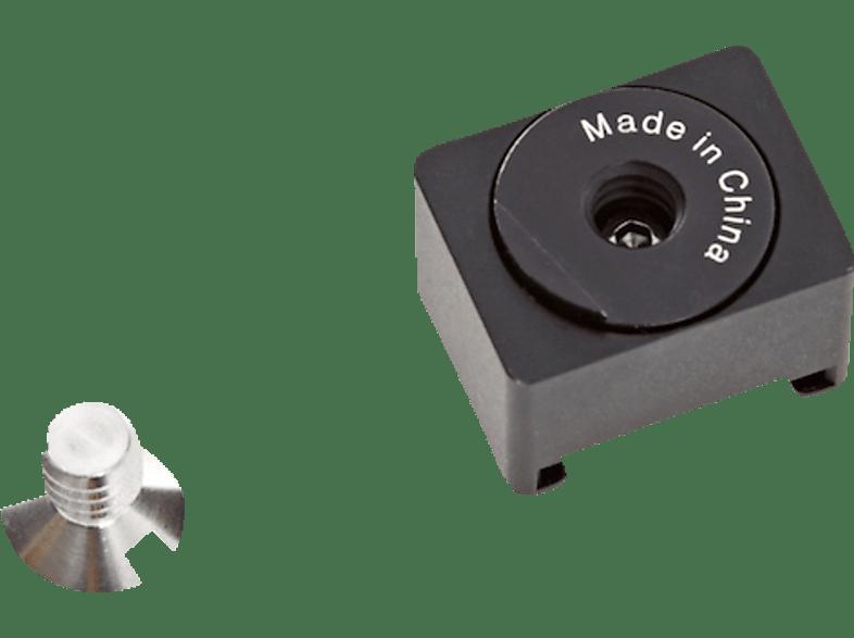 DJI Rotierbarer Schuhadapter für Universal Halterung, Universal Halterung, Schwarz, passend für Osmo