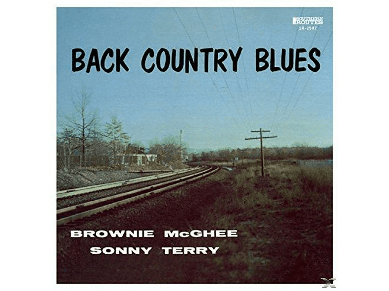 Brownie McGhee - Back Country Blues [Vinyl]