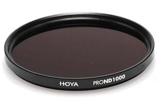 HOYA Filter PRO ND 1000 neutral grau, 77 mm