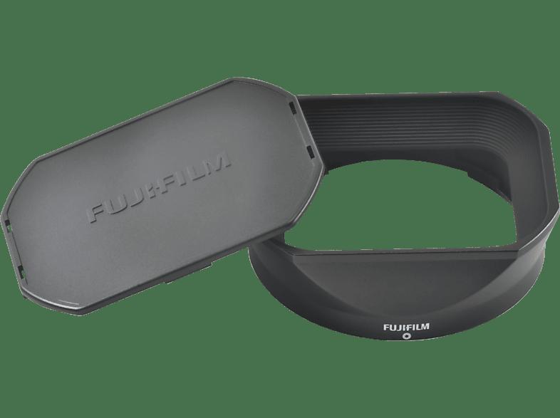 FUJIFILM 16519560 LENS HOOD LH-XF 23 (XF 23 MM) Gegenlichtblende, Streulichtblende, Schwarz