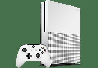 Pack Gears of War 4 + Consola Xbox One S Blanca - Microsoft - Disco duro de 1 TB