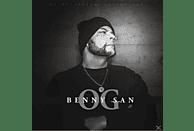 O.G. Benny SAN - O.G. [CD]