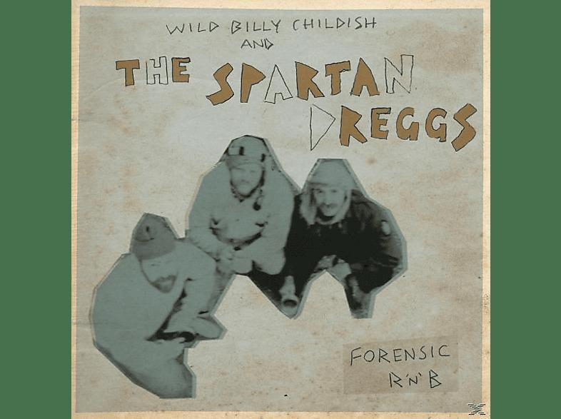 Wild Billy & The Spartan Dreggs Childish - Forensic R'n'b [CD]