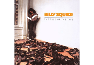 Billy Squier - The Tale Of The Tape (Special Edition) - (CD)