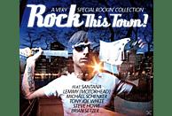VARIOUS - Rock This Town! [CD]