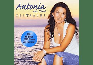 Antonia aus Tirol - Zeitträume  - (CD)