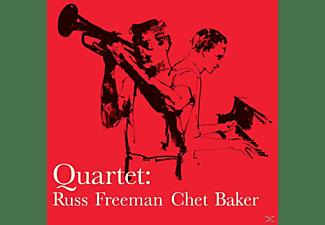 Chet Baker - Quartet With Russ Freemann+1 Bonus Track (Ltd.)  - (Vinyl)