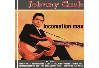 Johnny Cash - Locomotion Man (CD)