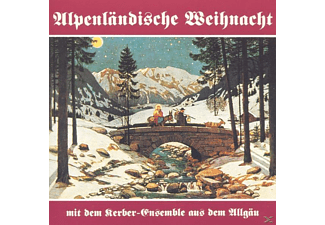 Kerber-ensemble - Alpenländische Weihnacht  - (CD)