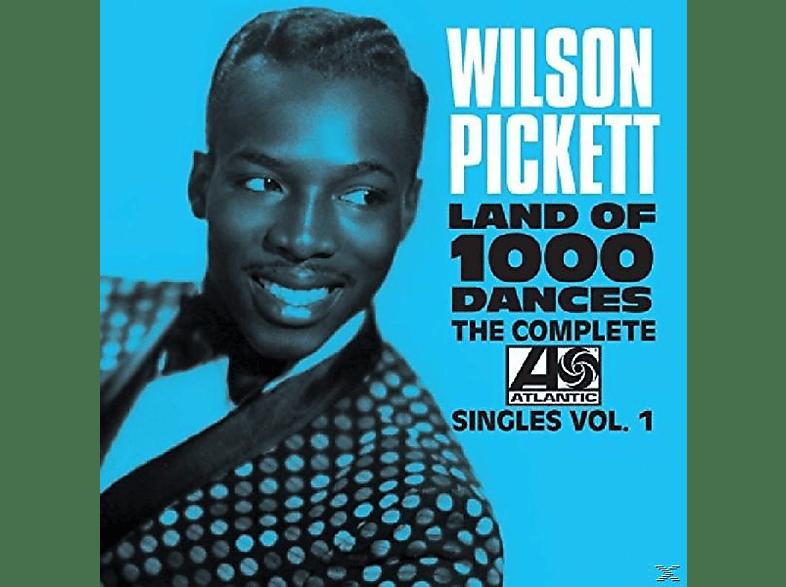 Wilson Pickett - Land Of 1000 Dances [CD]
