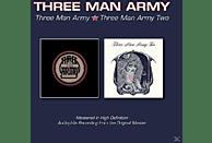 Three Man Army - Three Man Army/Three Man Army Two [CD]