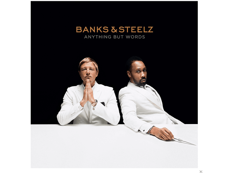 Banks&steelz - Anything But Words [CD]