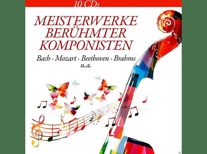 Various Composers - Meisterwerke berühmter Komponisten-Famous composer [CD]