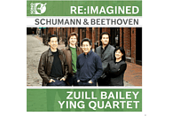 Zuill Bailey, The Ying Quartet - Re:Imagined [CD]