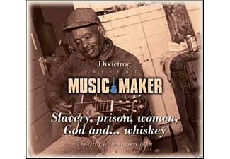 Cool John Ferguson - MUSIC MAKER: SLAVERY, PRI  - (CD)