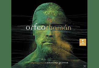 Nahuel Pennisi, Emiliano Gonzalez Toro, L'Arpeggiata, Luciana Mancini, Vincenzo Capezzuto - Orfeo Chaman (Ltd.Deluxe Edition)  - (CD + DVD Video)