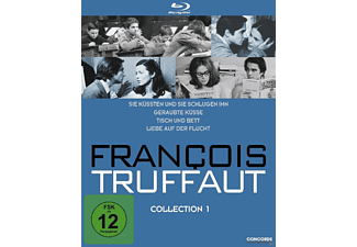 Francois Truffaut Collection 1 Blu-ray