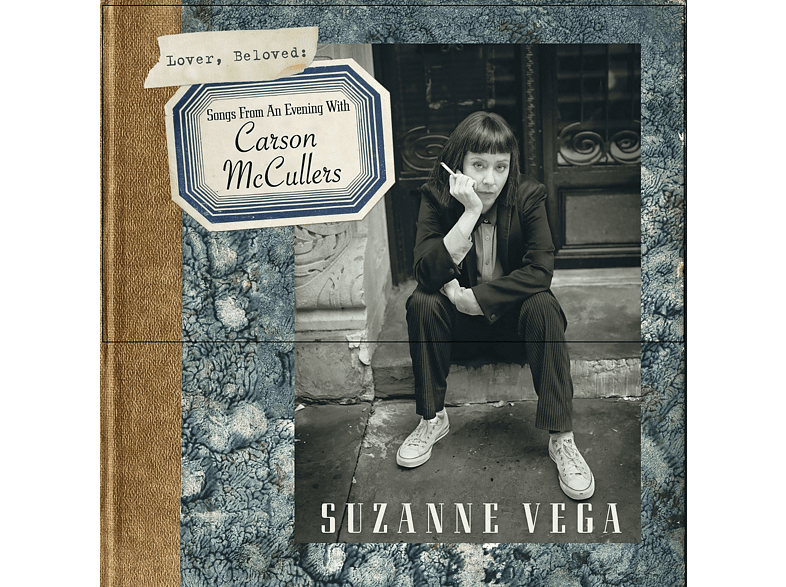 Suzanne Vega - Lover,Beloved: Songs from an Evening with Carson [Vinyl]
