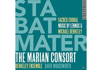 Berkeley Ensemble, David Wordsworth, Marian Consort - Stabat Mater - (CD)
