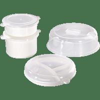 XAVAX 7-tlg. Mikrowellengeschirr-Set