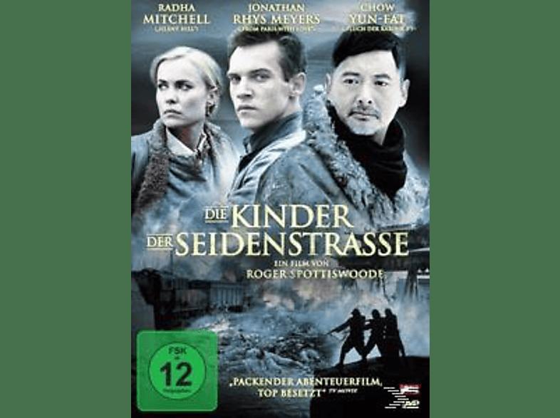 Die Kinder der Seidenstraße [DVD]