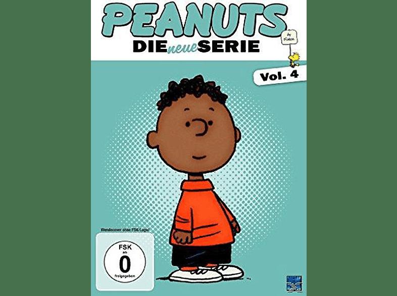 Peanuts - Die neue Serie Vol. 4 [DVD]