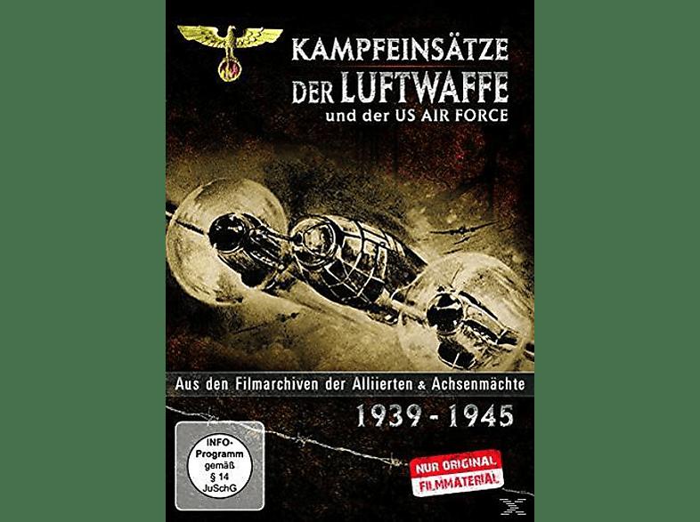 Der 2.Weltkrieg - Kampfeinsätze der Luftwaffe [DVD]