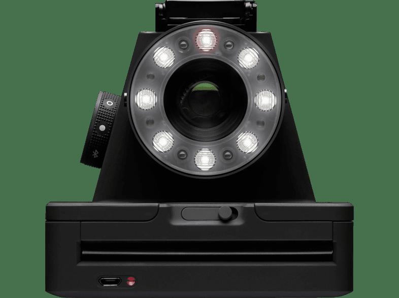 POLAROID ORIGINALS Impossible I-1 Sofortbildkamera, Schwarz