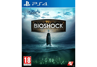 BioShock The Collection PlayStation 4