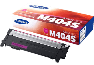 Toner - Samsung CLT-M404S, 1000 páginas, Magenta
