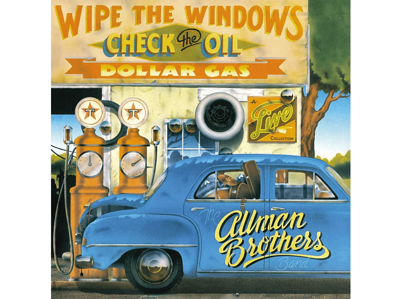 The Allman Brothers Band - Wipe The Windows,Check The Oil,Dollar Gas Vinyl