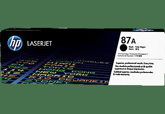 HP Toner 87A schwarz (CF287A)