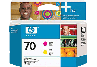 HP 70 Tintenpatrone Magenta/Gelb (C9406A)