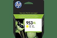 HP 953XL Tintenpatrone Gelb (F6U18AE)